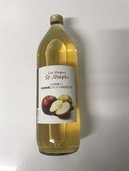 Pur jus de pomme Drôme Ardèche 1L Les vergers de saint joseph