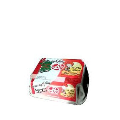 6 gros oeufs label rouge