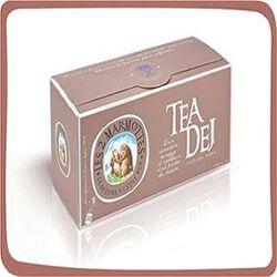 Tea Dej (thé noir des Indes), LES 2 MARMOTTES, 45 g