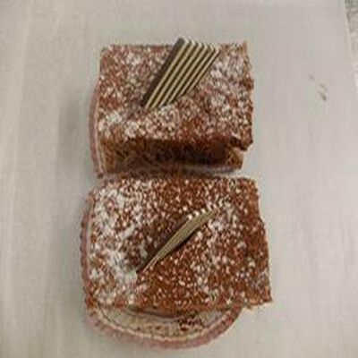 PARTS ENTREMETS 3 CHOCOLATS X2 230G*