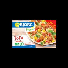 Tofu tomate Veggie Bio BJORG, 2x100g