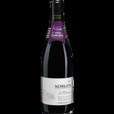 Vin rouge AOP Morgon la ChanaiseDominique Piron CVT, 75cl