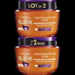Masque curl nutrition ELSEVE 2x310ml