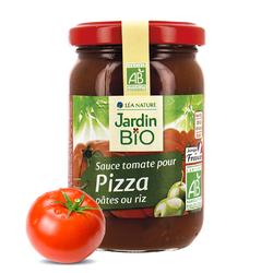 Sauce tomate pour Pizza pâtes ou riz JARDIN BIO 200g