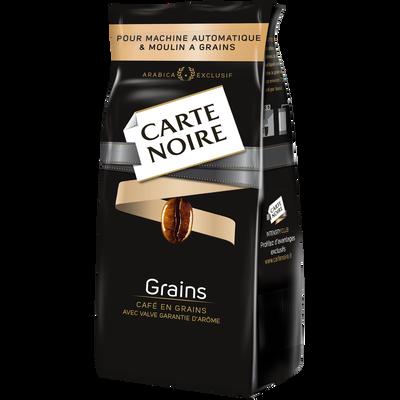 Café en grains CARTE NOIRE, 250g