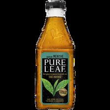 Thé glacé préparé a partir de thé infusé saveur menthe PURE LEAF, bouteille de 1l
