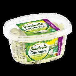 Concombre au fromage blanc et ciboulette BONDUELLE, 500g