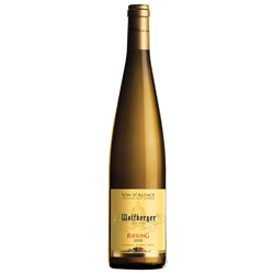 Vin d'Alsace blanc Riesling WOLFBERGER, 75cl