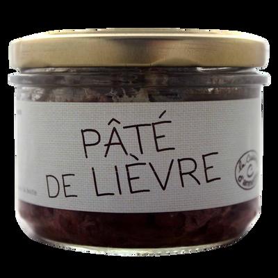Pâté de lièvre LA CUISINE D'ANNETTE, 200g