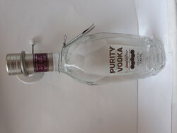 PURITY VODKA 70CL 40°