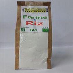Farine de riz Bio NATURELLEMENT SANS GLUTEN 400g