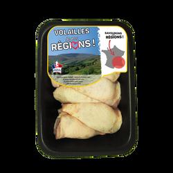 Haut cuisse poulet, VDNR, France, Barquette 1kg