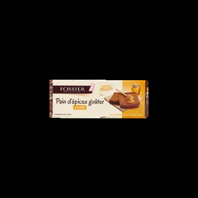 Pain d'épices au miel FOSSIER, 250g
