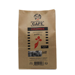 CAFE GRAINS 500G COLOMBIE