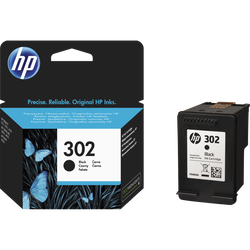 Cartouche d'encre HP 3630, N°302, noir