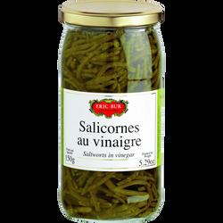 Salicornes vinaigre ERIC BUR,37cl soit 160g