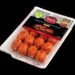 Brochettes de chorizo à griller, 400g