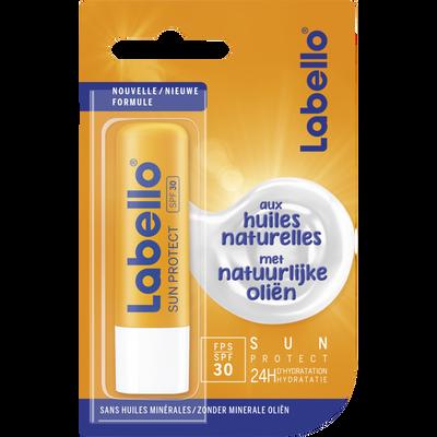 Stick pour les lèvres protect sun spf 30 LABELLO, tube 4,8g