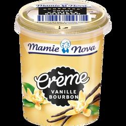 Dessert lacté vanille bourbon Gourmand MAMIE NOVA, 1x150g