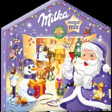 Calendrier de l'avent magic mix MILKA, 159g