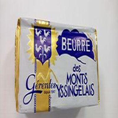 BEURRE GERENTES MONTS YSSINGELAIS 250G