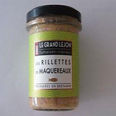 LES RILLETTES DE MAQUEREAUX DU GRAND LEJON