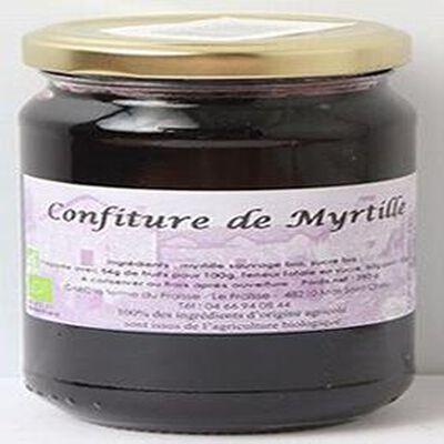 Confiture de Myrtille Bio, 350g