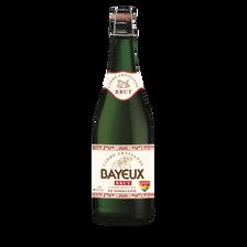 Cidre brut BAYEUX, 4,5° bouteille de 75CL