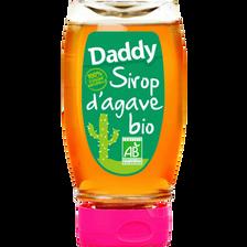 Sirop d'agave Bio DADDY, 360g