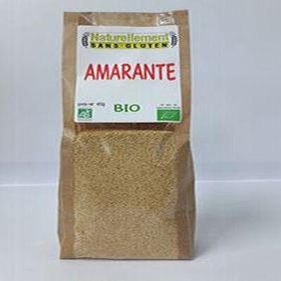 Amarante Bio NATURELLEMENT SANS GLUTEN 400G