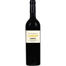 """Vin rouge AOP Bandol """"les Cannisses """" LES VINS BREBAN, 14.5° bouteillede 75cl"""