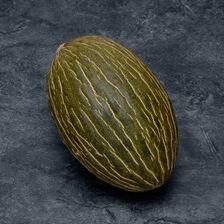 Melon vert, calibre 1,85/2,2kg, Brésil, la pièce