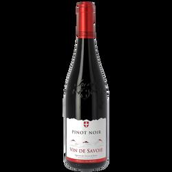 Vin rouge de Savoie Pinot Noir AOP, bouteille de 75cl