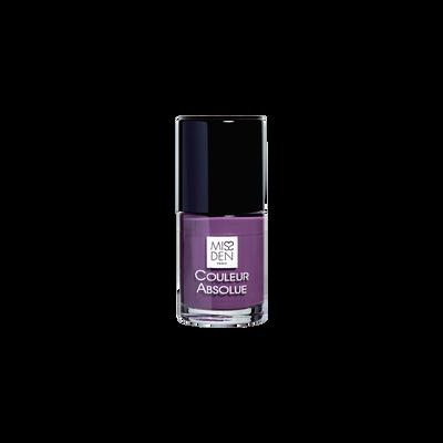 Vernis violet byzantin, MISS DEN