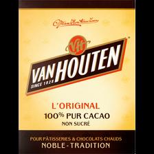 Van Houten Cacao Non Sucré , 250g