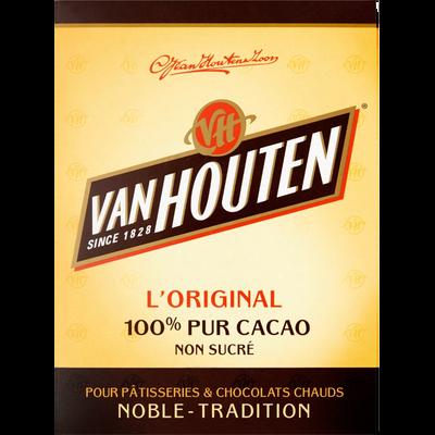 Cacao non sucré VAN HOUTEN, 250g