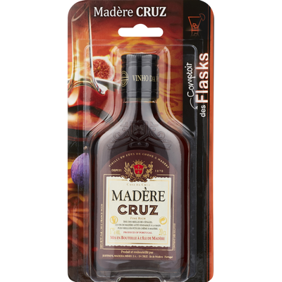 Madère CRUZ, 17°, 20cl