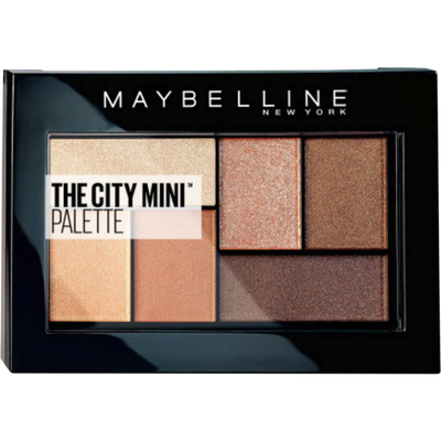 The city mini palette 400 roofto nu MAYBELLINE