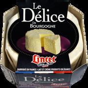 Fromagerie Lincet Brillat Savarin Affiné Délice De Bourgogne 38% De Matière Grasse Lincet, 200g