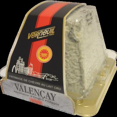 Valencay AOP au lait cru de chèvre VERNEUIL 22%MG, 220g