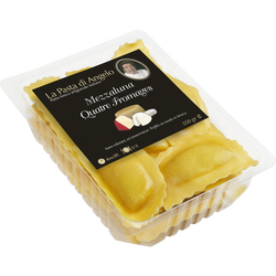 Mezzaluna aux 4 fromages LA PASTA DI ANGELO, 250g