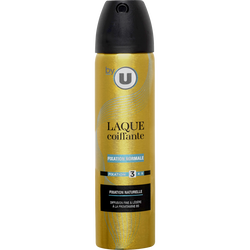 Laque fixation normale BY U, 75ml