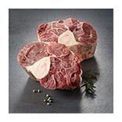 viande bovine limousine label rouge jarret avec os à bouillir