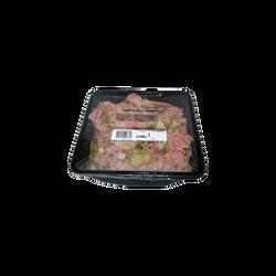 Museau de porc sauce vinaigrette, 800g