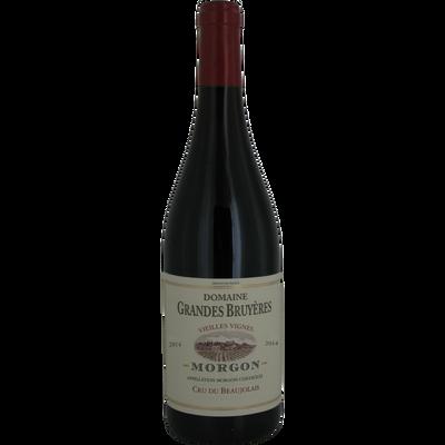 Vin rouge Morgon AOP Domaine Grand Bellevue, 75cl