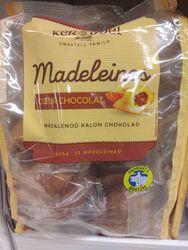 MADELEINES COEUR CHOCO
