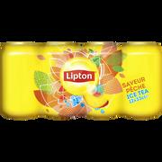 Lipton Ice Tea Pêche Lipton, 12 Canettes De 33cl