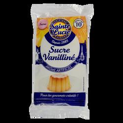 Sucre vanilline SAINTE LUCIE, 10 sachets
