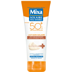 Protection lait soin solaire IP50+ MIXA, 200ml
