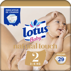 Changes touch T2 (3-6kg, LOTUS BABY, x29
